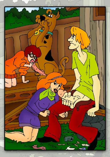 and scooby amber doo crystal 1 2 = paradise