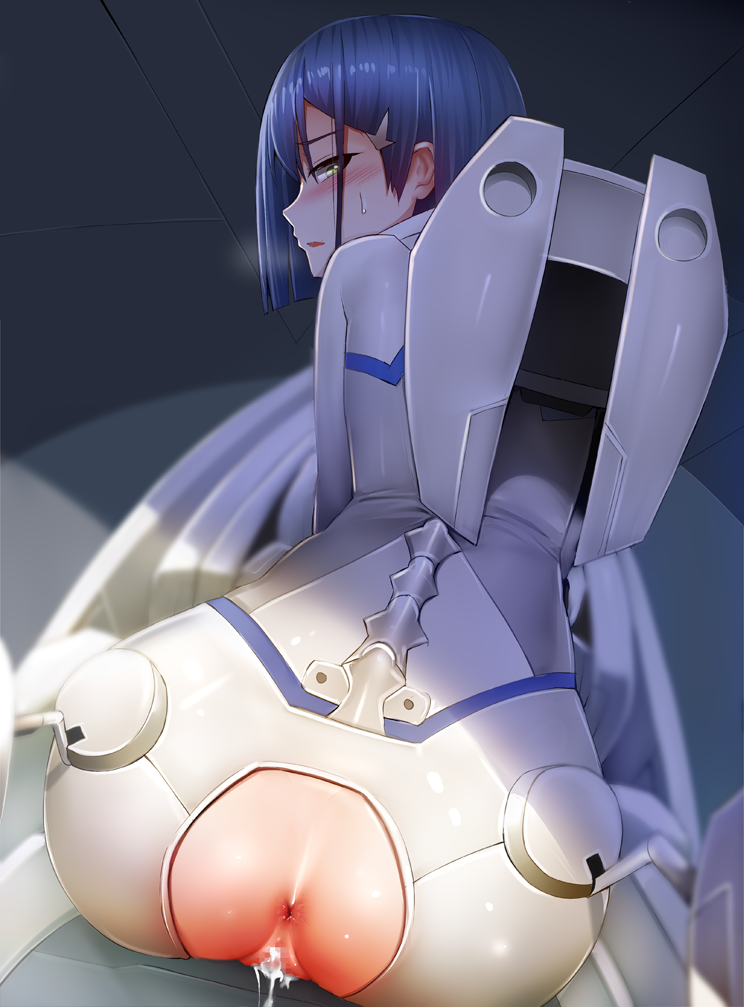 franxx and hiro darling in 02 the Amy rose anal vores tails