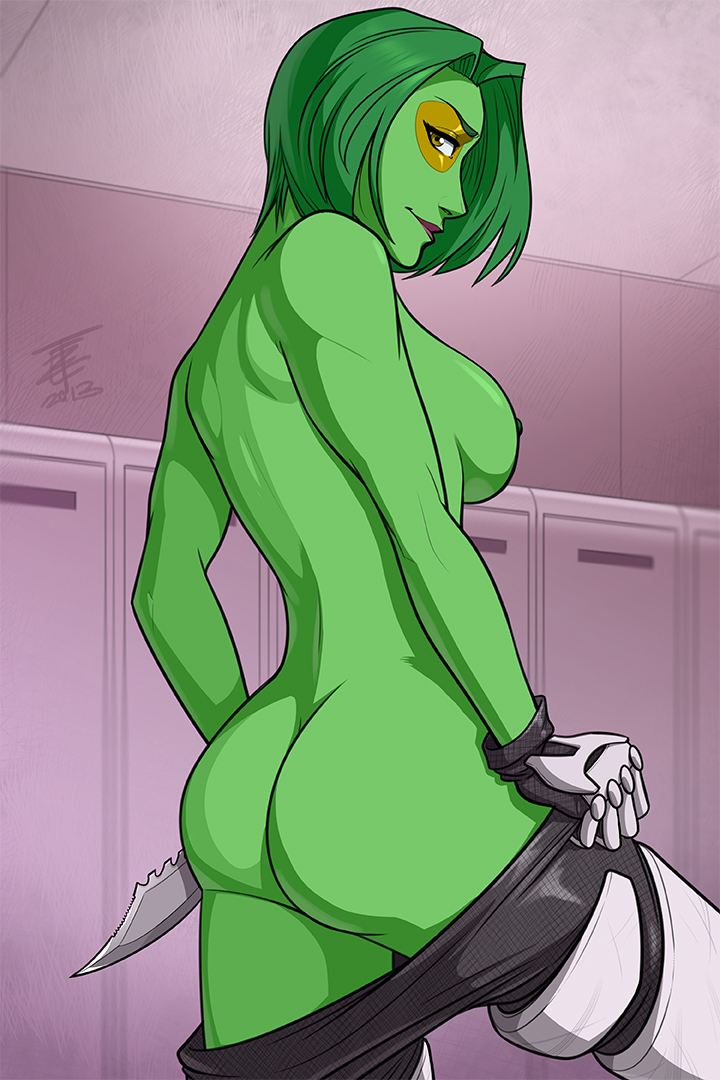 guardians of the galaxy hentai gamora How to uncensor hunie pop