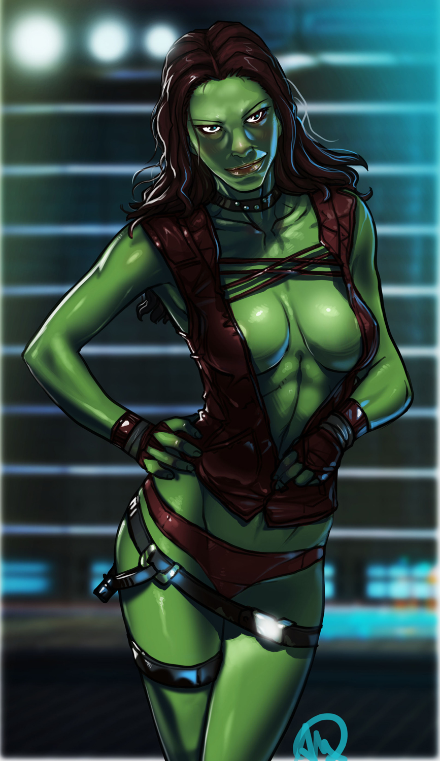 galaxy hentai gamora guardians of the Transformers robots in disguise strongarm