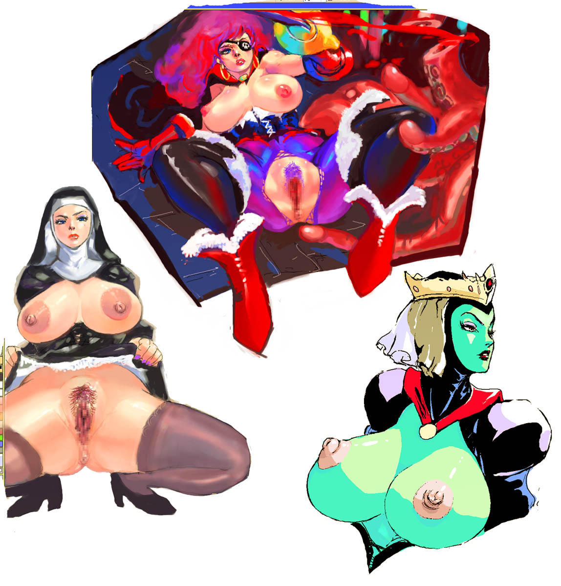 virtues the heavenly seven hentai Female robin fire emblem hairstyles