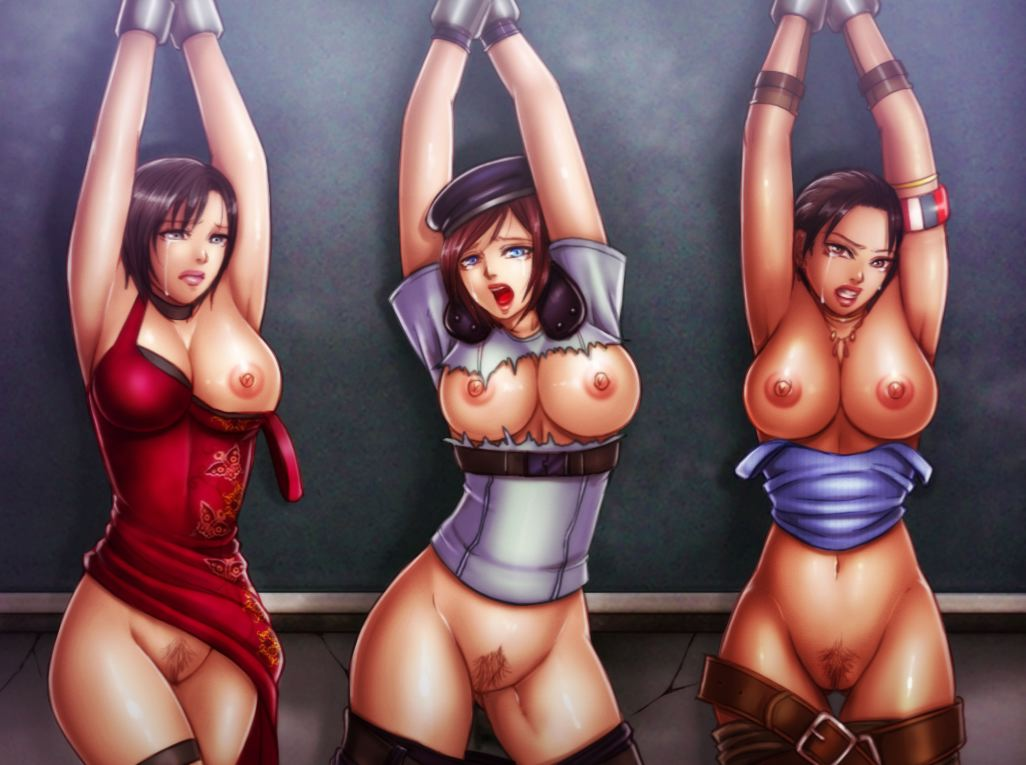 evil resident porn ada wong Why do you want to reset the universe pucci