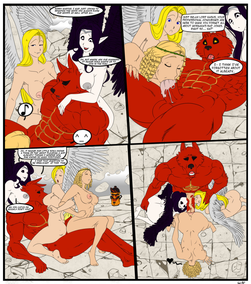 thrall dreadnaught find on cursed where to Naked girls from adventure time