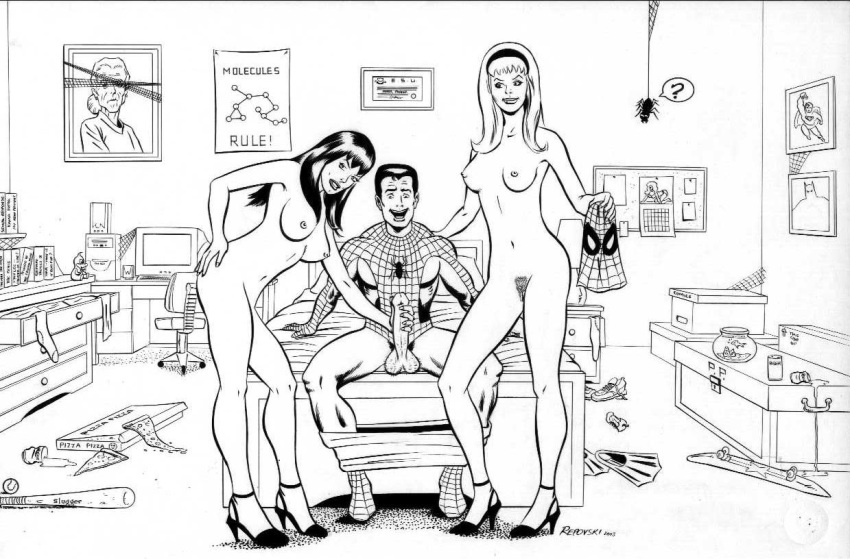 mary watson jane comic porn Uncensored coming out on top