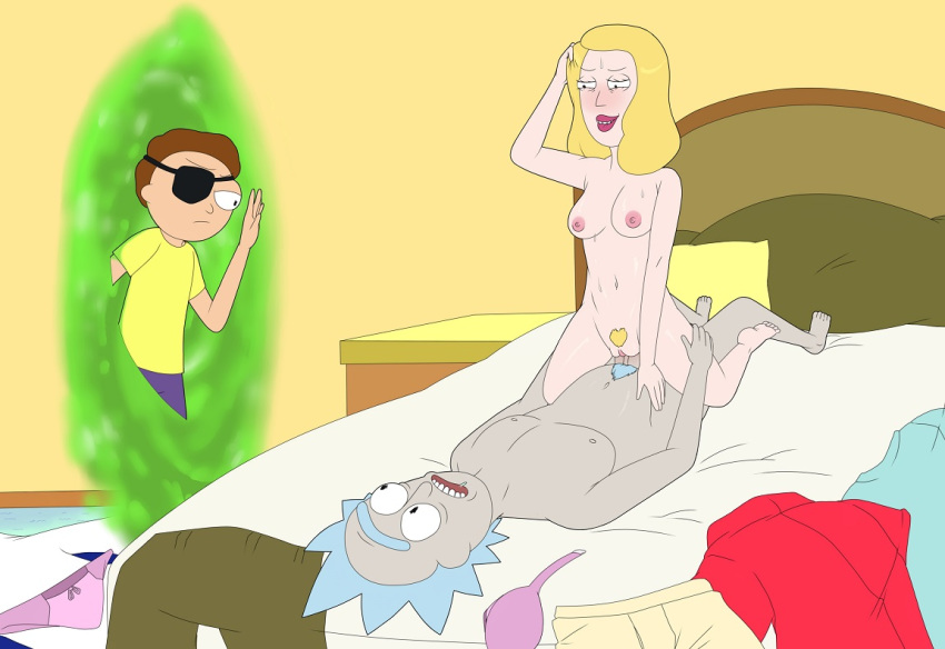 list of mortys pocket mortys Trials in tainted space panties