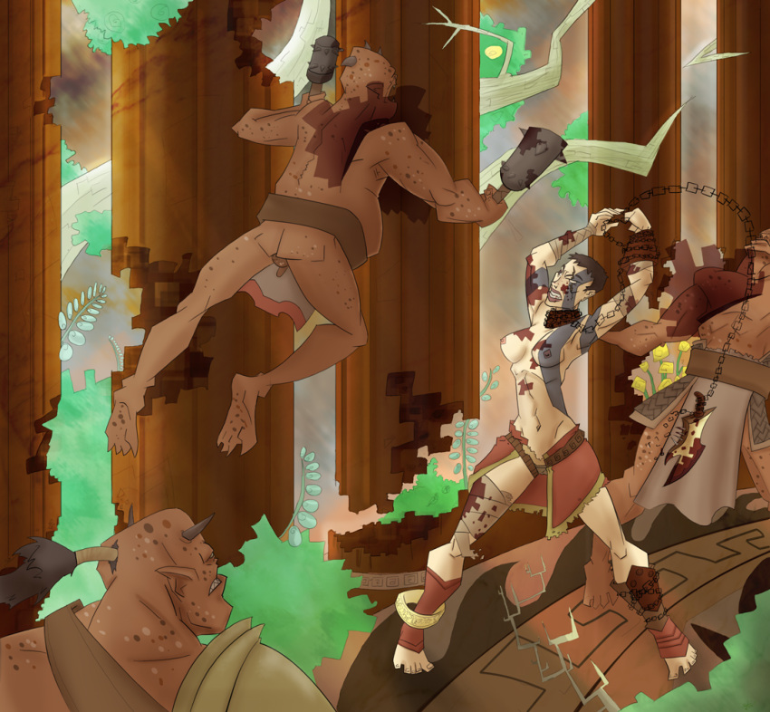 de of god wars imagenes Little witch academia hanna and barbera